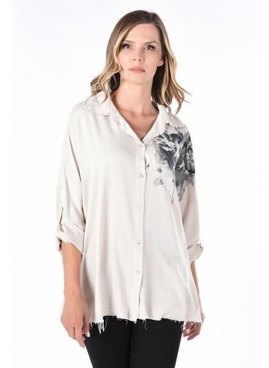 OPTİQUE Gömlek Beyaz